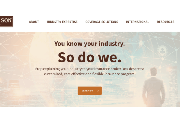 Foa & Son Homepage