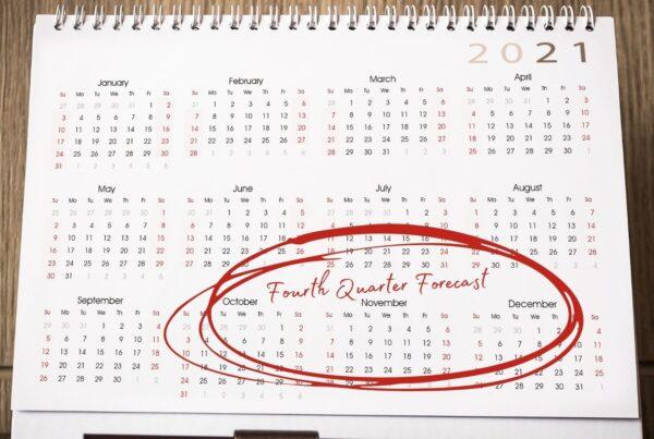 fourth quarter calendar 2021